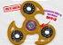 Fidget Hand Spinner - Veloster Amarelo - Imagem 1