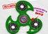 Fidget Hand Spinner - Veloster Verde Claro - Imagem 1