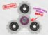 Fidget Hand Spinner - Engrenagem Transparente - Imagem 1