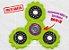 Fidget Hand Spinner - Engrenagem Verde Neon - Imagem 1