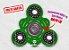 Fidget Hand Spinner - Solar Verde Claro - Imagem 1