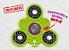 Fidget Hand Spinner - Solar Verde Neon - Imagem 1