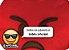 Emoji Bravo Vermelho - Imagem 2