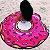 Toalha de Praia - Donuts Morango - Imagem 3