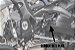 BONAMICI RACING PRATO DE CALCANHAR DE CARBONO BMW S1000RR - 2010 A 2019 - Imagem 2