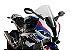 BOLHA PUIG BMW S1000RR 2020/2021 R RACER TRANSPARENTE(CRISTAL)  3641W - Imagem 2