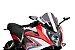 BOLHA PUIG RACING HONDA CBR650F 2015 A 2020 FUME ESCURO 7003F - Imagem 1