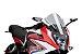 BOLHA PUIG RACING HONDA CBR650F 2015 A 2020 FUME CLARO 7003H - Imagem 1
