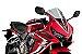 BOLHA PUIG HONDA CBR650R 2020/2021 RACING FUME CLARO 3568H - Imagem 2