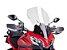 BOLHA PUIG TOURING DUCATI MULTISTRADA 1200 2013 A 2015 TRANSPARENTE 6491W - Imagem 1