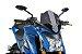 BOLHA PUIG NAKED SUZUKI GSX-S 1000 2015 A 2020 FUME ESCURO 7653F - Imagem 1
