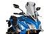 BOLHA PUIG TOURING COM DEFLETOR SUZUKI GSX-S 1000F 2015 A 2020 FUMÊ CLARO 7641H - Imagem 1
