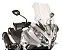 BOLHA PUIG TRIUMPH TIGER 1050 SPORT TOURING TRANSPARENTE 9200W - Imagem 1