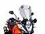 BOLHA PUIG KTM 1190 ADVENTURE /R TOURING COM DEFLETOR FUMÊ CLARO 6506H - Imagem 1