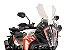 BOLHA PUIG KTM 1290 SUPER ADVENTURE R S TOURING TRANSPARENTE 9717W - Imagem 1