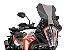 BOLHA PUIG KTM 1290 SUPER ADVENTURE R S TOURING FUME ESCURO 9717F - Imagem 1