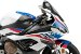 PUIG DOWNFORCE SPOILER BMW S1000RR 2020 PRETO - Imagem 3