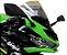 BOLHA MRA KAWASAKI ZX6R 2020/2021 RACING FUME CLARO - Imagem 1