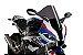 BOLHA PUIG BMW S1000RR 2020/2021 R RACER FUME ESCURO 3641F - Imagem 2