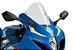 BOLHA PUIG SUZUKI GSX-R 1000 SRAD R-RACER TRANSPARENTE 2018/2019/2021 3631W - Imagem 1