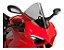 BOLHA PUIG DUCATI PANIGALE V4 2020/2021 R RACER FUMÊ CLARO 3759H - Imagem 1