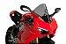 BOLHA PUIG DUCATI PANIGALE V4 2018/2019 RACING FUME ESCURO 9690F - Imagem 2