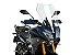 PUIG YAMAHA MT-09 TRACER GT 2018 A 2020 BOLHA TOURING TRANSPARENTE (INCOLOR) 9725W - Imagem 2