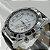 Relógio Dark face Prata e Dourado - RLDK1569 - Imagem 3