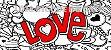 Caneca love - Imagem 2