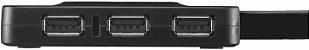 Hub Oila Trust 4 Portas USB 2.0 - Imagem 5