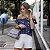 Blusa ombro a ombro Estrelas - Imagem 2