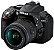 Câmera Nikon D5300 Kit com Lente Nikon AF-P 18-55mm f/3.5-5.6G VR - Imagem 1