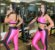 Legging Dry Pink Preta  - Imagem 4