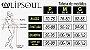 Blusa 3/4 Soul Cal (COM AVARIA) - Imagem 5