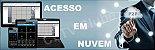 KIT EXCLUSIVO BLACK LUXVISION - DVR STAND ALONE 8 CANAIS AHD + 8 CÂMERAS IRCUT + FONTES + CONECTORES - Imagem 3