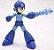 [ENCOMENDA] Megaman Rockman Plastic Model Kit 1/10 Kotobukiya Original - Imagem 5
