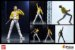 Freddie Mercury Queen Live at Wembley Stadium S.H. Figuarts Bandai Original - Imagem 1