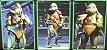 Donatello Tartarugas Ninja o filme 1990 NECA Original - Imagem 5