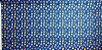 Azul Floral. Tecido 100% Algodão. NF0038 (50x140cm) - Imagem 4