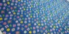 Azul Floral. Tecido 100% Algodão. NF0038 (50x140cm) - Imagem 3