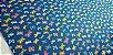 Borboletas Coloridas. Tecido 100% algodão. NT0053 (50x140cm) - Imagem 4