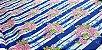 Floral 180687. Tecido 100% algodão. NF0046 (50x140cm) - Imagem 3
