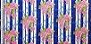 Floral 180687. Tecido 100% algodão. NF0046 (50x140cm) - Imagem 4