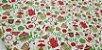 Chá da Tarde. Tecido 100% algodão. NT0067 (50x140cm) - Imagem 2