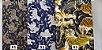 Tigre Asiático. Tecido em Algodão 100% Japonês em Fat Quarter   (50cm x 55cm) - Imagem 1