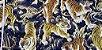 Tigre Asiático. Tecido em Algodão 100% Japonês em Fat Quarter   (50cm x 55cm) - Imagem 6