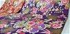 Flowers-06. Tecido Japonês 100% Algodão (50x55cm) - Imagem 4