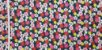 Flowers-07. Tecido Japonês 100% Algodão (50x55cm) - Imagem 5