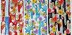 Windows Flower. Tecido Japonês 100% Algodão (50x55cm) - Imagem 4
