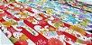 Windows Flower. Tecido Japonês 100% Algodão (50x55cm) - Imagem 2